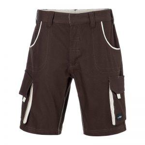 Julius K9 kurze Hose Bermudas Outdoor braun Größe 52