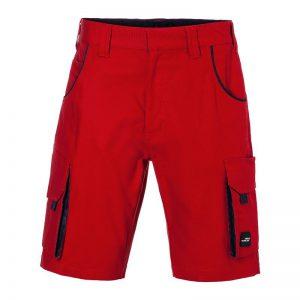Julius K9 kurze Hose Bermudas Outdoor rot Größe 50